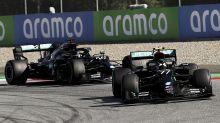 Hamilton diz que safety car arruinou estratégia para superar Bottas