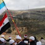 Druze on Golan Heights reject Trump backing for Israeli sovereignty