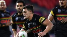 Penrith enjoy rare view from NRL summit