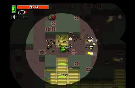 Vlambeer mutates Nuclear Throne with co-op live from PAX East