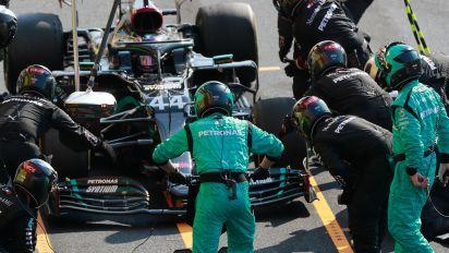 F1幹事撤銷Hamilton超級駕照的記點處分