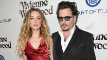 Johnny Depp 'texted friend saying he would burn and drown Amber Heard', court hears