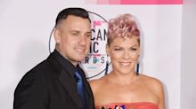 'It's not fair to knowingly expose others': Pink and Carey Hart slammed for taking their son with contagious illness out in public