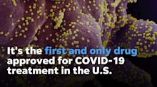 FDA approves remdesivir as treatment for COVID-19 patients in hospital