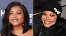 Taraji P. Henson's Latest Hairstyle Makes Her Look Exactly Like Janet Jackson in '97