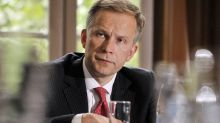 Latvian central bank boss denies bribery allegations