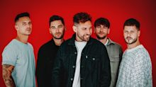 You Me At Six singer: How Tyson Fury helped me overcome mental health struggles