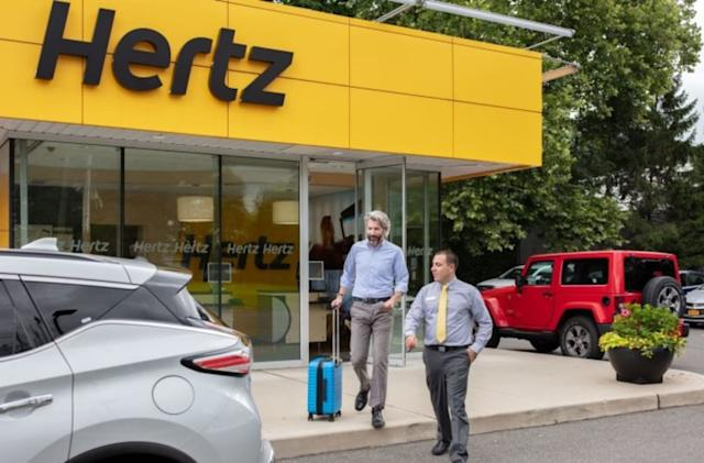 Hertz launches monthly car rental subscription starting at $999