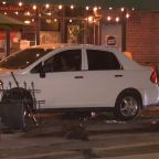 Woman charged after plowing car into Lilly's Pizza on Glenwood Avenue, injuring 2
