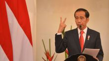 Biggest Indonesian party backs President Widodo for new term