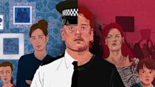 'The man I fell in love with and lived with for five years was an undercover police officer with a family'