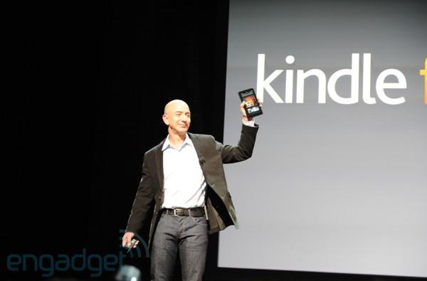 Amazon focusing on 'lifetime' Kindle revenue, anticipating record device sales for Q4