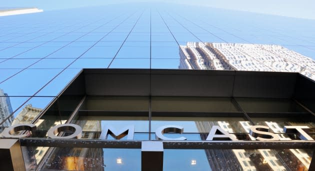 Comcast job ad hints at wireless ambitions