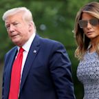 Melania Trump Says 'There Is No Need For Violence' In George Floyd Protests