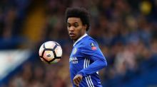 Willian rules out Chelsea exit amid interest from Manchester United