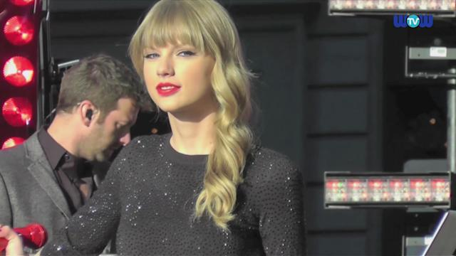 Wowtv - Michael J. Fox and Taylor Swift End Feud