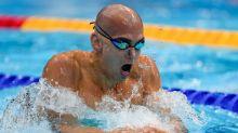 László Cseh se despide de la piscina olímpica sin un oro