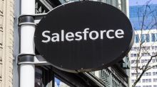 salesforce Rides on Digital Transformation, Inks Partnerships