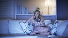 You guessed it — binge watching is messing with your sleep