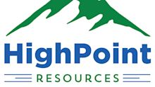 HighPoint Resources Announces March 12, 2021 Special Meeting of Stockholders Relating to Bonanza Creek's Acquisition of HighPoint Resources