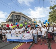 Google warns employees against protesting the company at Pride parades this weekend