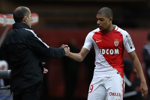 Monaco: Jardim et Mbappé s'interrogent, quatre cadres sur le départ