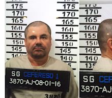 Joaquin 'El Chapo' Guzman accuses US government of 'torture' as he is sentenced to life in prison