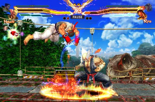 Street Fighter X Tekken Mobile on sale for 99c, gets Heihachi and Rolento