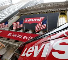 Levi Strauss shares jump more than 30% above IPO price at open