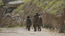 US backed Syrian force clears area retaken from IS