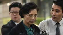 Mother of Korean Air chief gets suspended sentence for assault
