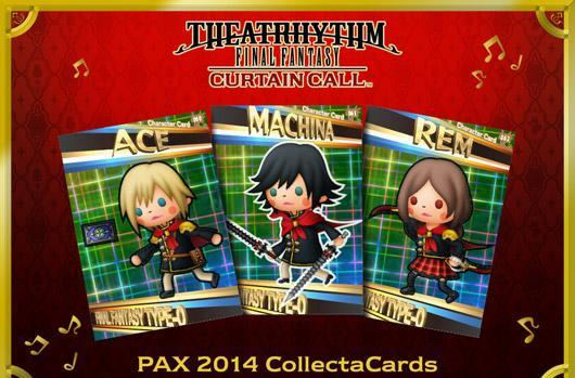 Theatrhythm Curtain Call trailer shows off Type-0 scenarios