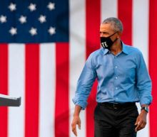 Obama says White House is probably using pandemic playbook he left 'to prop up a wobbly table'
