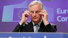 EU 'ready' for full Brexit border checks next year, Barnier claims