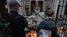 Attentat de la basilique de Nice : Jean Castex préside l'hommage national
