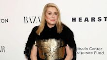 Catherine Deneuve defends men's rights to 'seduce women' after #MeToo 'witch hunt'