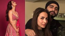Ahead Of Wedding Reports With Arjun Kapoor, Malaika Arora Dresses Up As A Bride