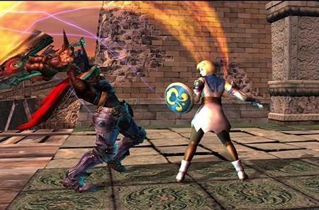 Soul Calibur 2 HD Online looks sharp in new combat trailer