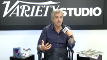 Alfonso Cuaron Gravity Interview – TIFF 2013