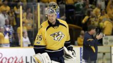 Pekka Rinne silences critics on Predators' Stanley Cup Final quest