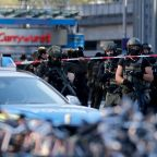 Cologne hostage situation: Suspect and female hostage injured as German police end train station stand-off