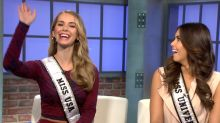 Miss USA and Miss Universe Debunk Pageant Myths
