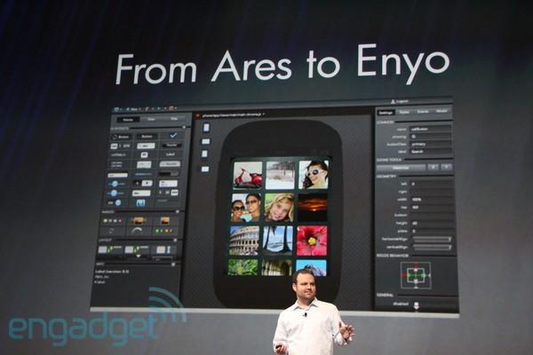 webOS Enyo framework free to developers today, brings pixel density agnostic apps to phones, tablets and PC (video)