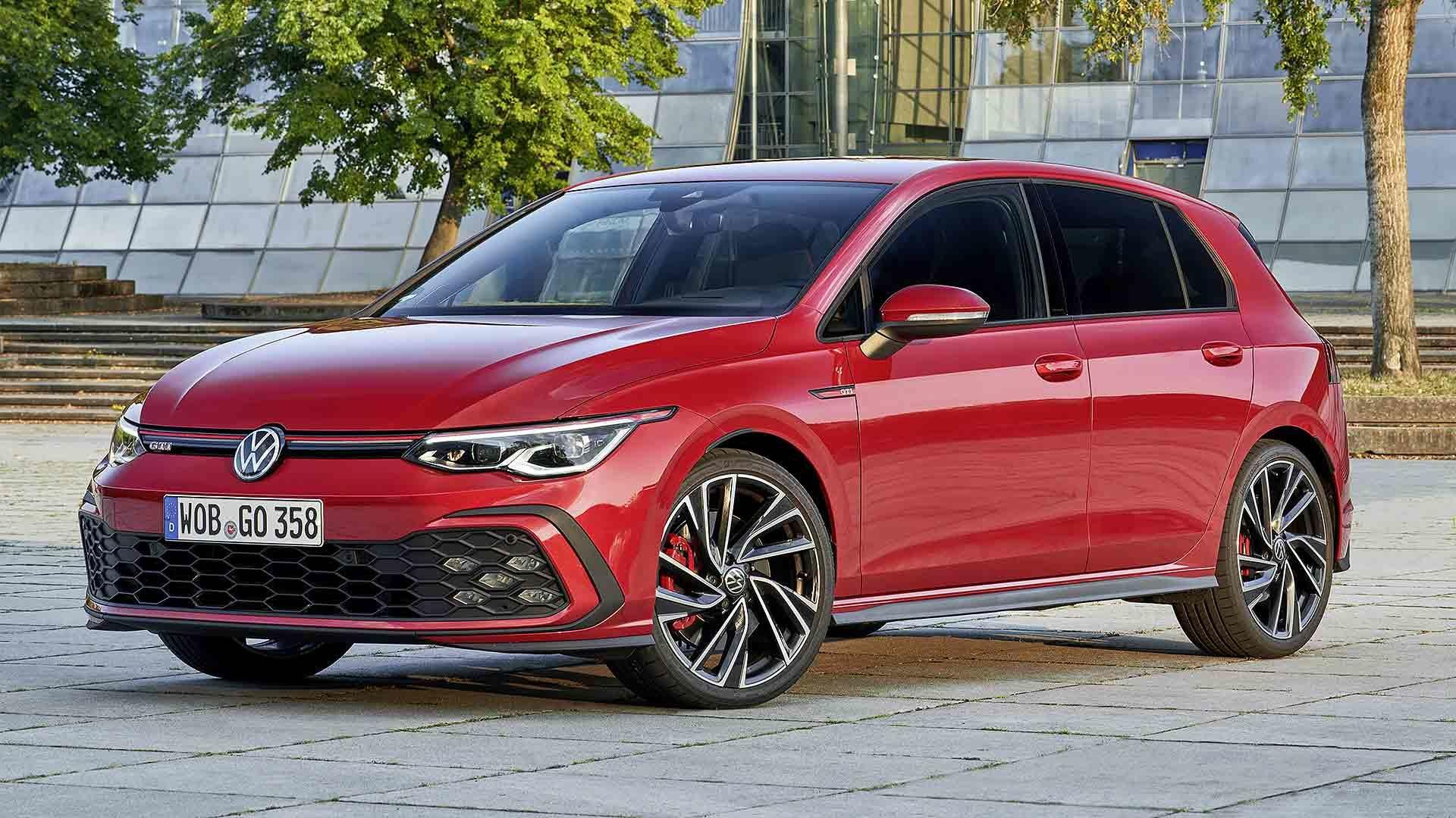 new 2021 volkswagen golf gti and gte news, prices and specs