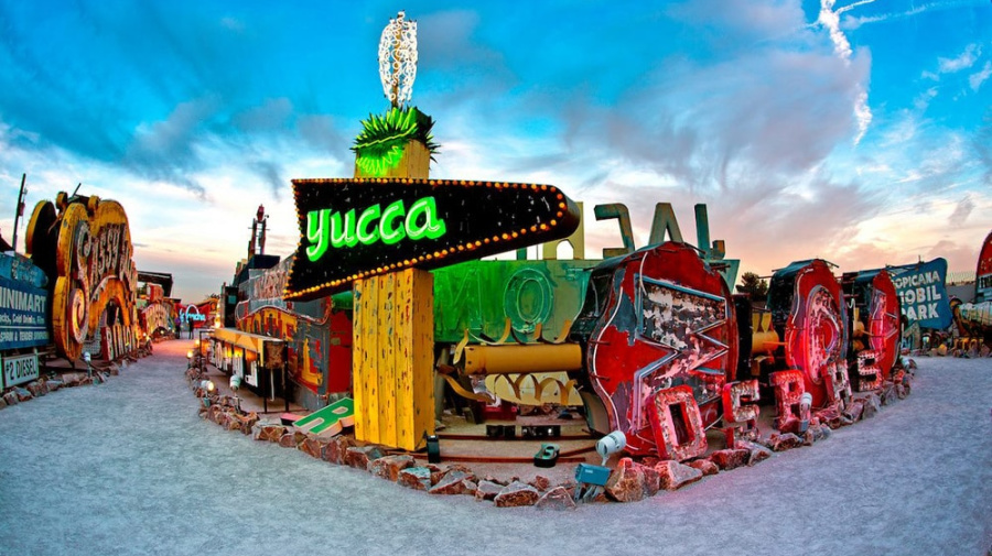 The best things to do in Las Vegas, from superb shows to a neon sign graveyard