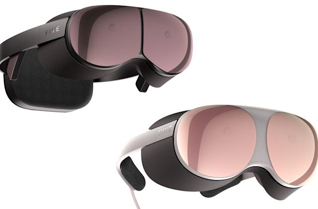 HTC's Project Proton is a preview of its next-gen VR headsets