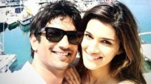 Is Kriti Sanon upset with rumoured beau Sushant Singh Rajput for his starry behaviour?