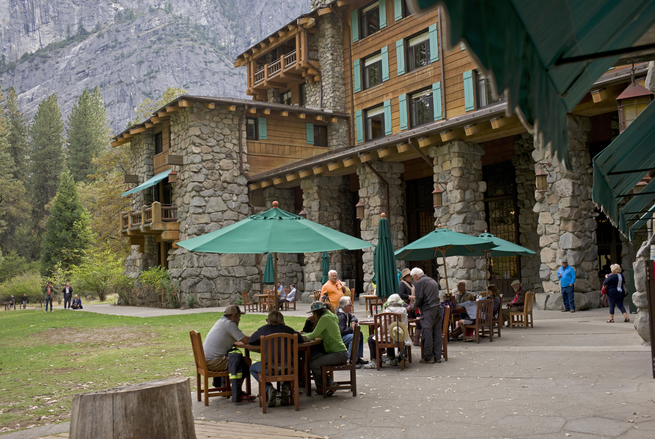 Park: 170 visitors fall ill after visiting Yosemite