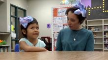 Teacher Cuts Hair To Support Bullied Girl