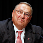 Maine governor challenges 'son of a b----' politician to duel after leaving profanity-laced voicemail